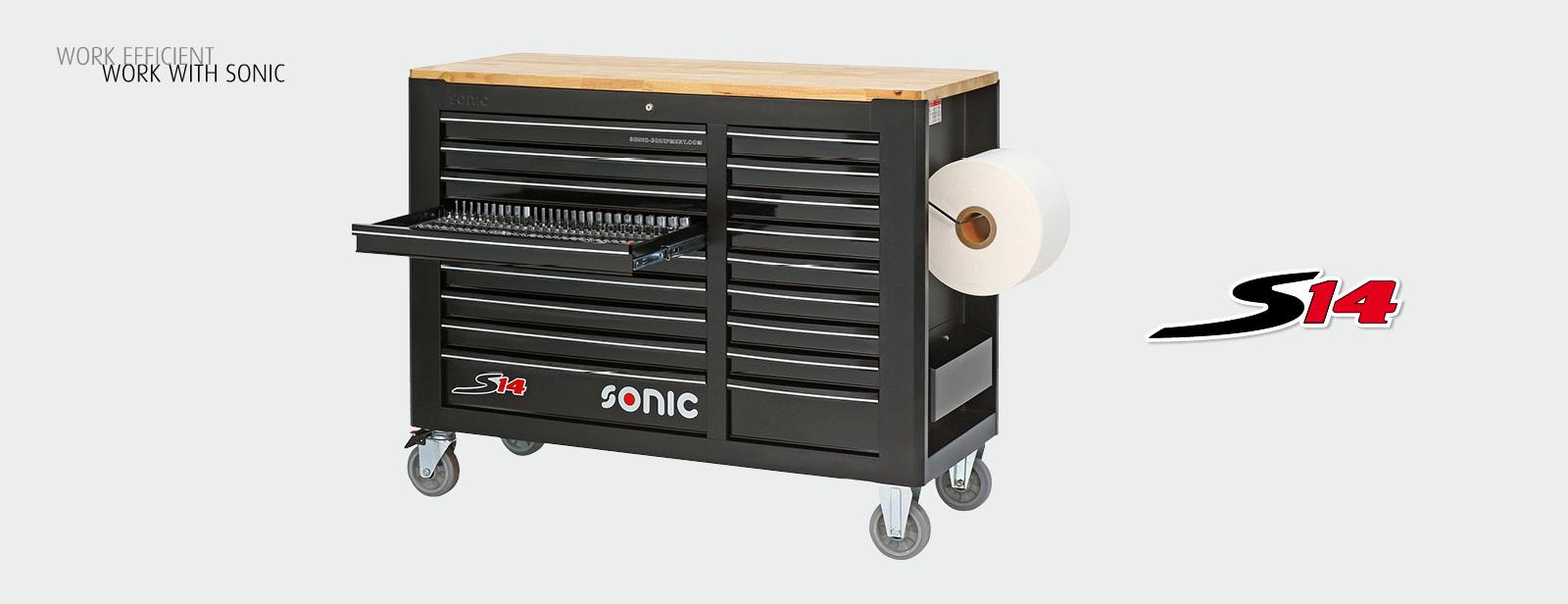 Sonic Werkzeugwagen S14