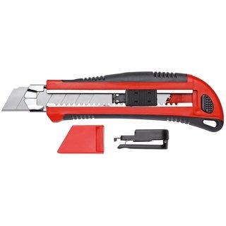 Gedore red Cuttermesser 5 Klingen-B.18mm Anspitzer