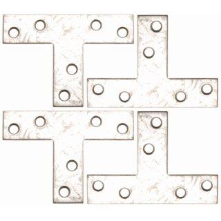 3,2 4,0 4,8 mm Kraftmann 401 Nietzange mit 60 Nieten und 4 Mundstücken 2,4